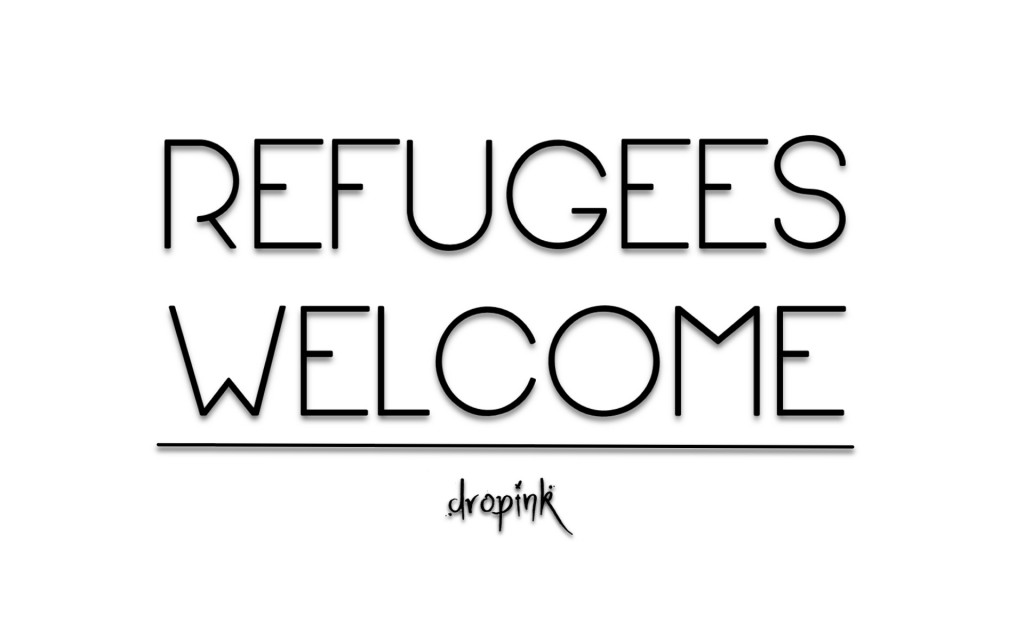 Refugees Welcome #2