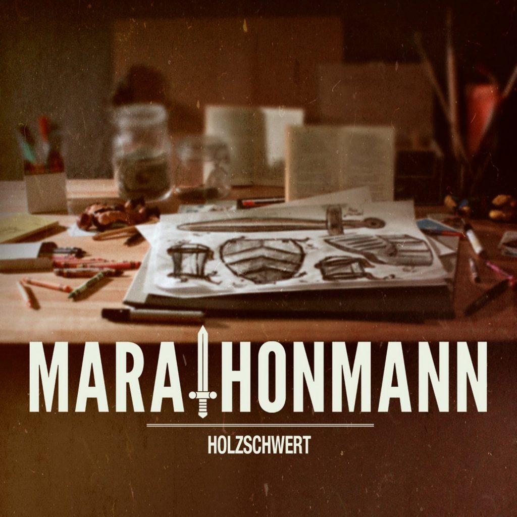 Marathonmann-Holzschwert-Cover