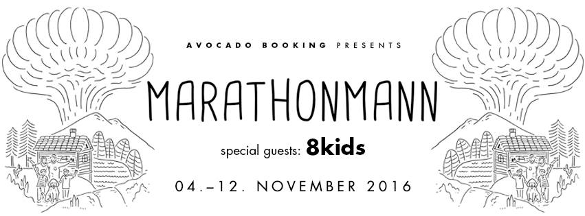 Marathonmann Tour 2016 Tourbanner